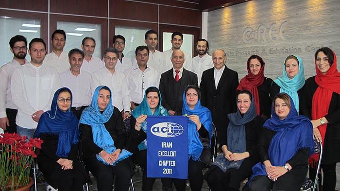 انجمن بین المللی بتن ACI شاخه ایران